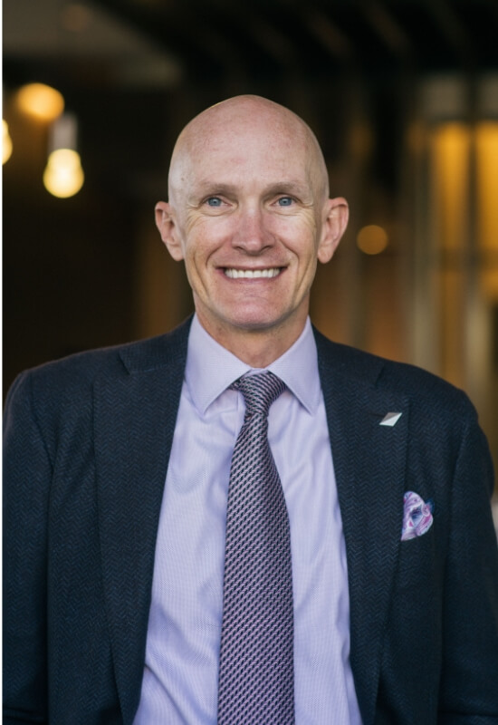 Christopher Jenkins, CEO of Norwood Development Group