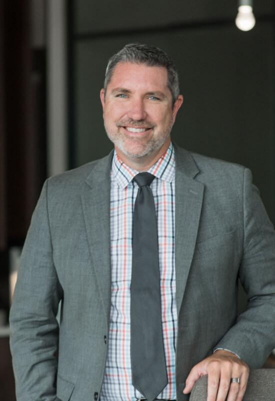 Jeffrey Finn, Sr. Vice-President of Norwood Development Group
